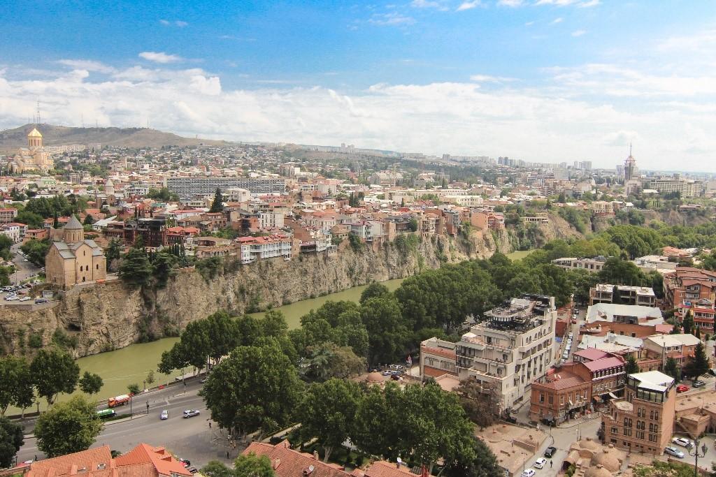 3. Gruzija in Armenija - Potovanje je najboljše zdravilo: prirodni, pristni in prisrčni Gruzija in Armenija - 1 del