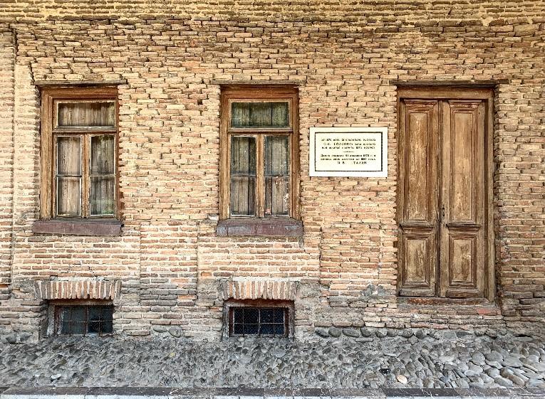 7. Gruzija in Armenija - Potovanje je najboljše zdravilo: prirodni, pristni in prisrčni Gruzija in Armenija - 1 del