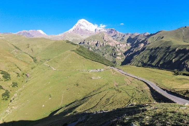 9. Gruzija in Armenija - Potovanje je najboljše zdravilo: prirodni, pristni in prisrčni Gruzija in Armenija - 1 del