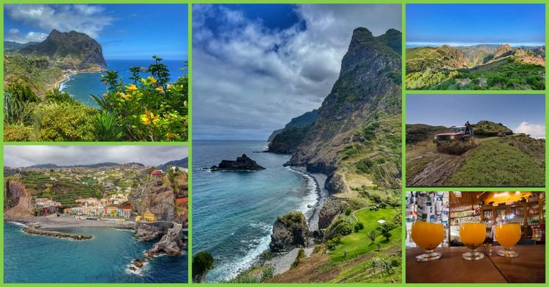 Carobna Madeir - Čarobna Madeira - divja in pristna