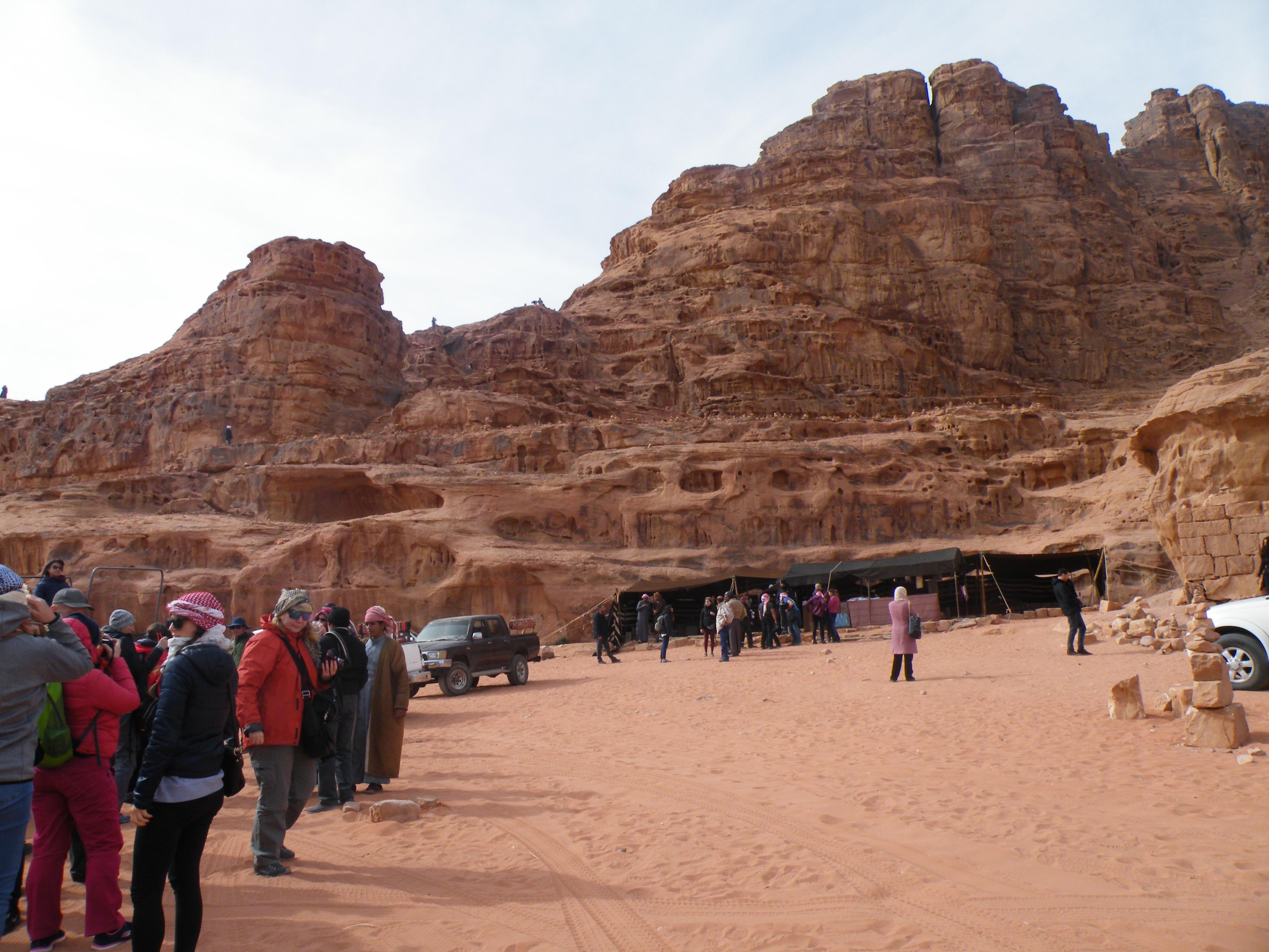 20 - Pri beduinih v Wadi Rumu