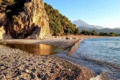 Turčija-Olimpos-jutranji sprehod