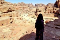 Jordanija - Petra - glavna dolina