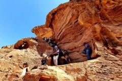 Jordanija - Petra - doživeto raziskovanje Rdečega mesta