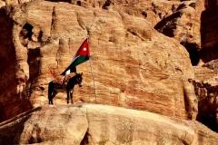 Jordanija - Petra - dežela beduinov in ponosnih ljudi