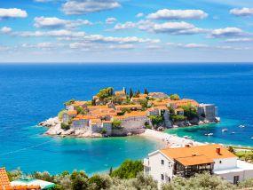 Črna gora - Sv. Štefan