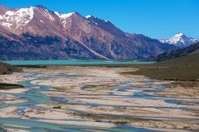 Argentina-Perito Moreno-nacionalni park