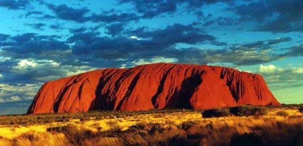 Avstralija-Uluru