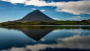 Azori - vulkan Pico