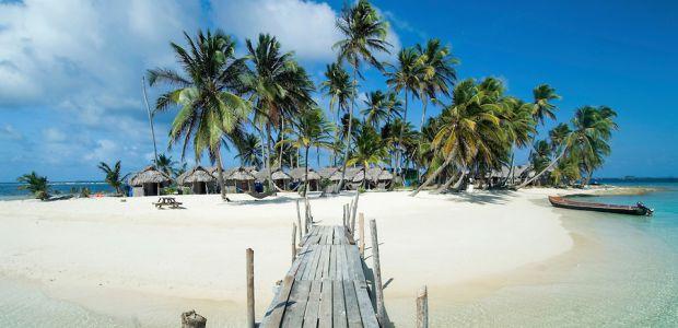 Isla Kuanidup, San Blas Islands, Panama