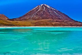 Bolivija- Laguna Verde Uyuni