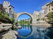 Mostar-Bopsna in Hercegovina