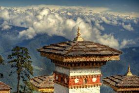 Butan-himalajska dežela