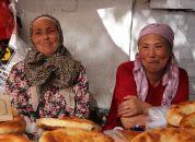 Centralna azija-domačinke