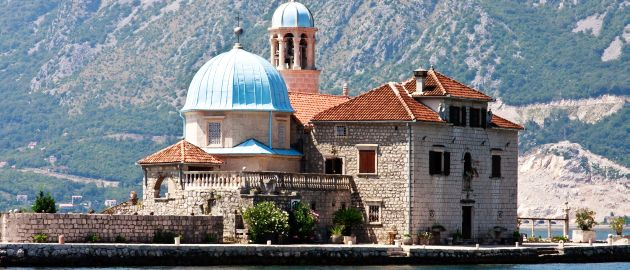 Črna gora- Kotor-Perast