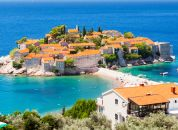 Črna gora-Sveti Štefan