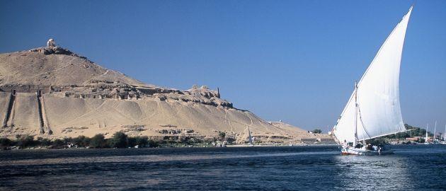 Egipt-Nil - Aga Khan
