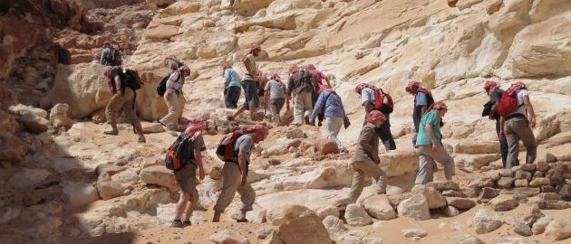 Egipt - Treking