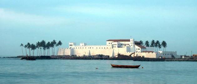 Gana - Elmina castle