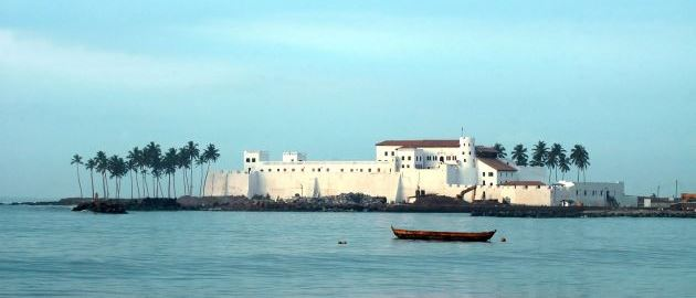 Elmina Castle-Gana coast