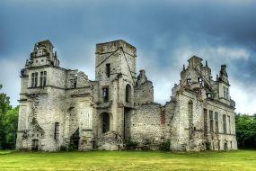 Estonija- Ungru Manos- ruševine