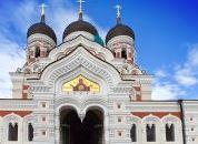 Estonija-Tallin-Katedrala Aleksandra Nevskega