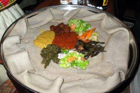 Etiopija-hrana
