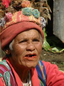 Filipini-Gospa iz riževih teras