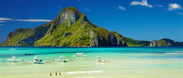Filipini-El Nido-rajska plaža