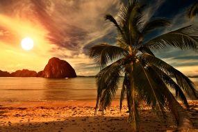 Filipini-sončni zahod