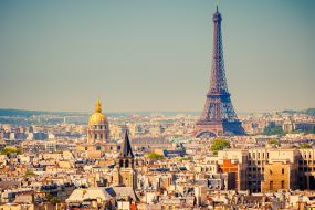 Francija-Pariz-Eifflov stolp