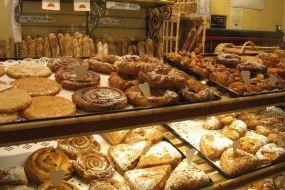 Francija-Pariz, pekarna