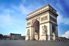 Francija-Pariz, Slavolok zmage