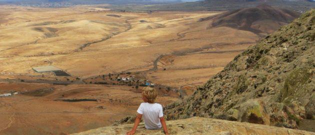 Fuerteventura - Pogled v neskončnost