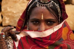 Indija-indijka