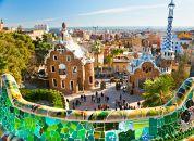 Španija-Barcelona-Gaudijev park