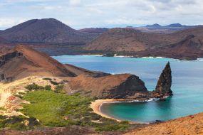 Galapagos-otočje Bartolome