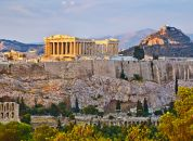 Grčija-Atene-Akropolis