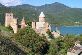 Gruzija-Ananuri