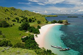 Indonezija, Flores, NP Komodo