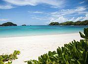 Indonezija - Lombok - Tanjung Aan plaža