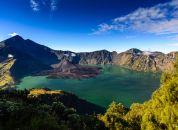 Indonezija-Lombok-vulkan Rinjani