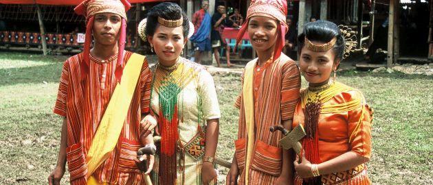 Indonezija - Sulawesi - Torajanci