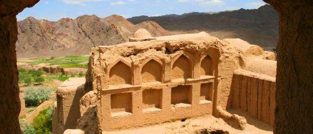 Iran - Charanak ancient village in Iran