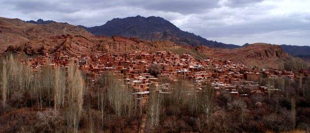 Iranska odmaknjena vasica