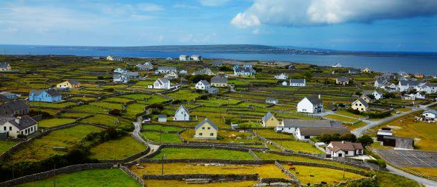 Irska-Aranski otoki
