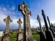 Irska-Belfast, pokopališče