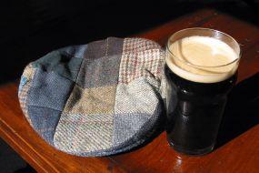 Irska-kapa in pivo