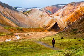 Islandija- Landmannalaugar