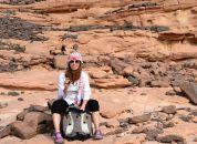 Egipt - Sinaj z Jeleno